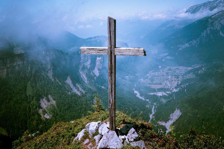 Lo que Jesús critó en la cruz