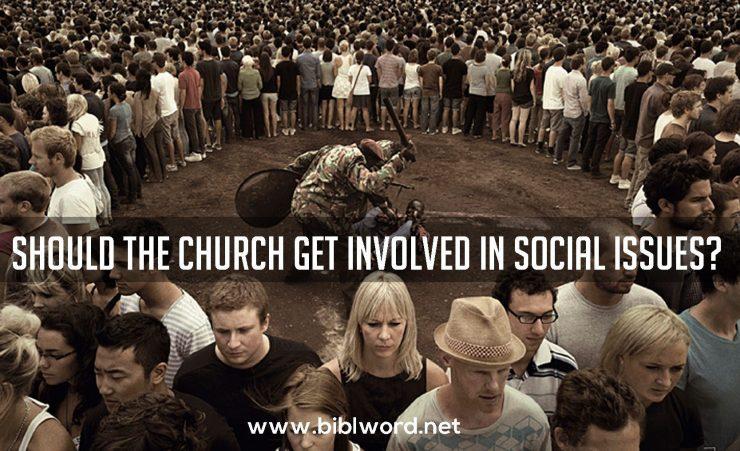 ¿Tiene que intervenir la Iglesia en cuestiones sociales?
