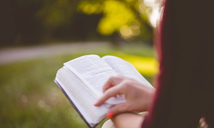What to do when you finish reading the Bible?