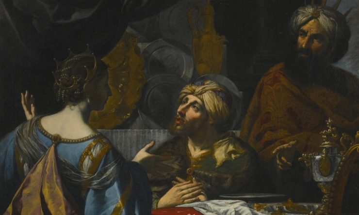 What is in the book of Esther?