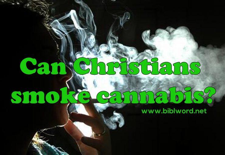 ¿Puede un Cristiano fumar cannabis?