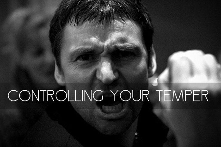 ¿Qué dice la Biblia sobre controlar su temperamento?