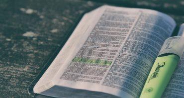 What is God teaching us in Luke?