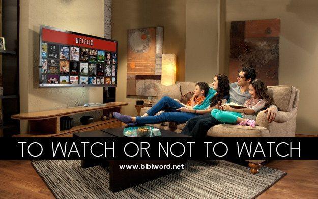 ¿Qué Tipos de Programas de Televisión Debería Evitar Ver un Cristiano?