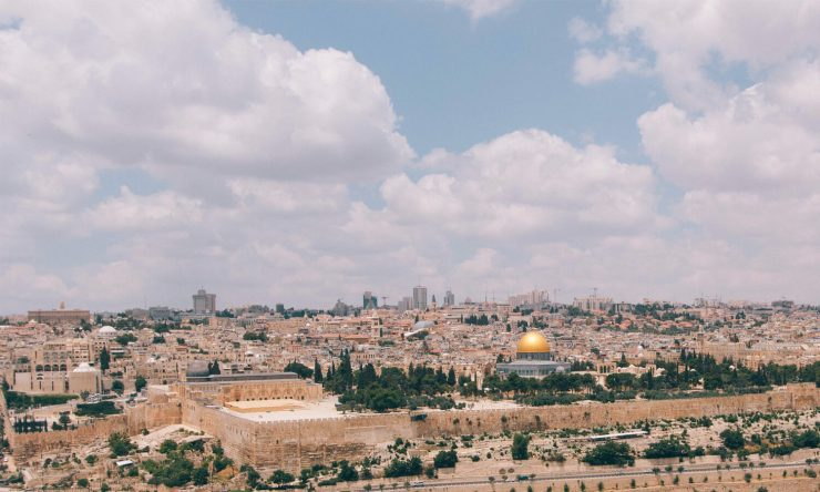 Why did God not give a king to Israel? rey