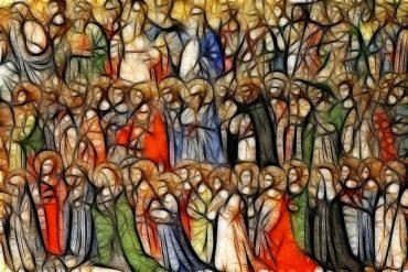 ¿Quiénes son los santos o las personas santas mencionadas en la Biblia?