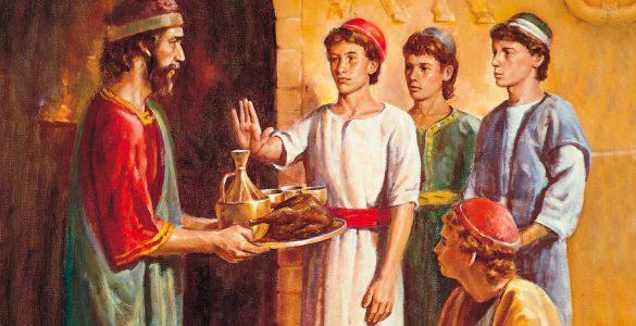 What does God teach us in Daniel?