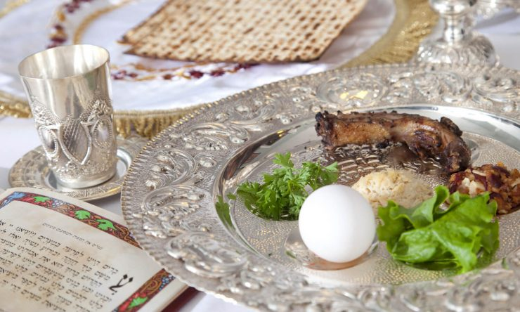 What is the difference between Jewish Pesach (Passover) and Christian Easter?