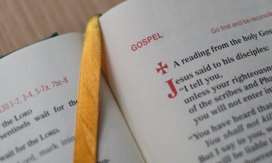 what-is-in-gospel-mark